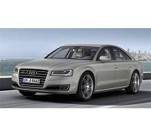 EVA коврики на Audi A8 2013-
