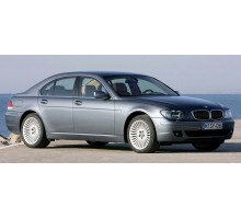 EVA коврики на BMW 7 Е65 2001-2008