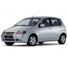 EVA коврики на Chevrolet Aveo (T250) 2003-2011