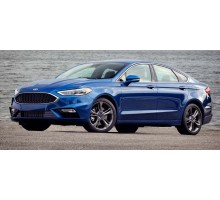 EVA коврики на Ford Fusion 2012-