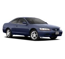 EVA коврики на Honda Accord 1998-2002