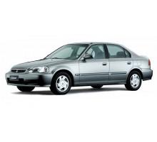 EVA коврики на Honda Civic 4D 1997-1999