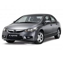 EVA коврики на Honda Civic 4D sedan 2006-2012
