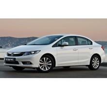EVA коврики на Honda Civic 4D sedan 2012-