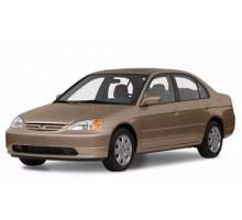 EVA коврики на Honda Civic 4D sedan 2001-2006