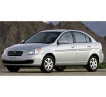 EVA коврики на Hyundai Accent 2006-2011