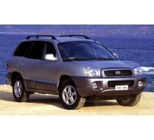 EVA коврики на Hyundai SantaFE 2000-2006