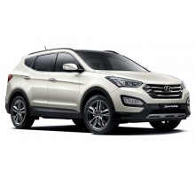 EVA коврики на Hyundai SantaFE 2012-2018
