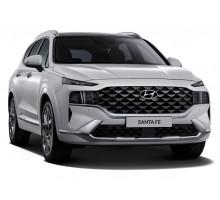 EVA коврики на Hyundai SantaFE 2019-