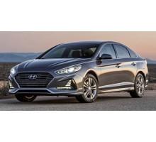 EVA коврики на Hyundai Sonata LF 2014-2019