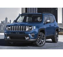EVA коврики на Jeep Renegade 2014-