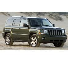 EVA коврики на Jeep Patriot (MK74) 2006-