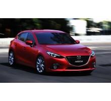 EVA коврики на Mazda 3 (BM) 2013-2019