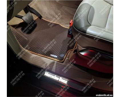 EVA коврики на Mercedes-Benz GL-Class X166 2012-2015