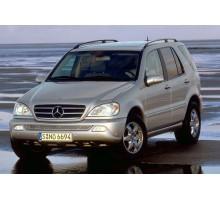 EVA коврики на Mercedes-Benz ML W163 1997-2005