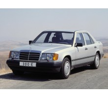 EVA коврики на Mercedes-Benz W124 1985-1996