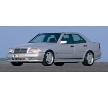 EVA коврики на Mercedes-Benz C-Class W202 1994-2000