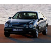 EVA коврики на Mercedes-Benz CLK-Class W208 1998-2003