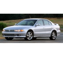 EVA коврики на Mitsubishi Galant 1996-2003