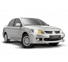 EVA коврики на Mitsubishi Lancer (9 поколение) 2003-2007