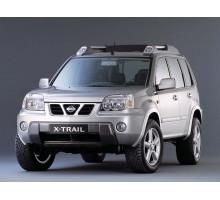 EVA коврики на Nissan X-Trail 2001-2006