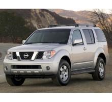 EVA коврики на Nissan Pathfinder (7-мест.) R-51 2005-2010