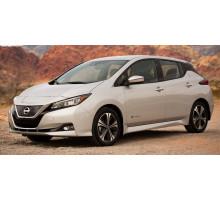 EVA коврики на Nissan Leaf