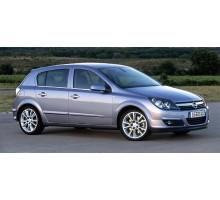 EVA коврики на Opel Astra H hatch 2004-