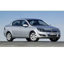 EVA коврики на Opel Astra H sedan 2007-