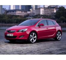 EVA коврики на Opel Astra J hatch 2009-