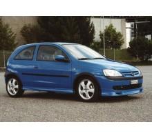 EVA коврики на Opel Corsa C 2000-2006
