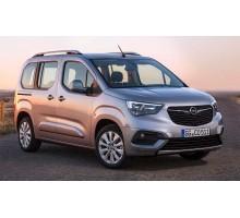 EVA коврики на Opel Combo 2018-2021