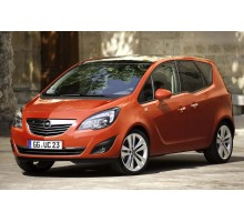 EVA коврики на Opel Meriva B 2009-2017
