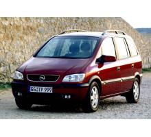 EVA коврики на Opel Zafira A 1999-2005