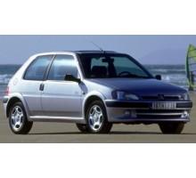 EVA коврики на Peugeot 106 1991-2003