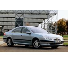 EVA коврики на Peugeot 607 1999-2010