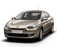 EVA коврики на Renault Fluence 2010-