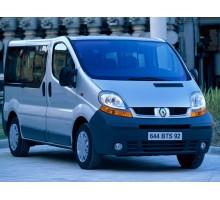 EVA коврики на Renault Trafic 2002-