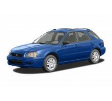 EVA коврики на Subaru Impreza 2003-2007