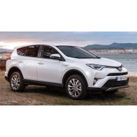 EVA коврики на Toyota RAV4 XA40 5D 2013-2018