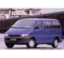 EVA коврики на Toyota Hiace 2005-