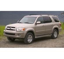 EVA коврики на Toyota Sequoia 2000-2007