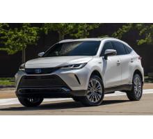 EVA коврики на Toyota Venza (XU80) 2020-