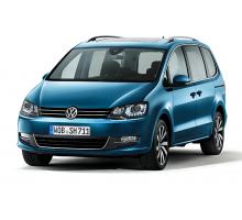 EVA коврики на Volkswagen Sharan 2010-