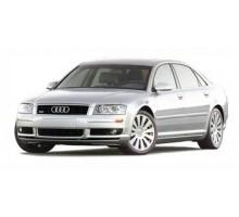 EVA коврики на Audi A8 2002-2010