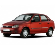 EVA коврики на ВАЗ Lada Калина 2004-2013